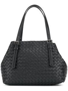 сумка-тоут с плетеным дизайном  Bottega Veneta