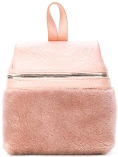 рюкзак из овечьей шерсти на молнии Kara