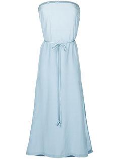 платье-мини без бретелей Kacey Devlin