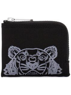 кошелек с вышитым тигром Kenzo