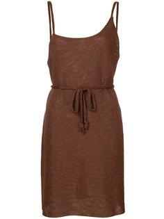 платье-мини асимметричного кроя Kacey Devlin