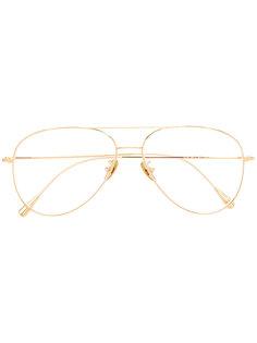 """очки с оправой """"авиатор"""" Cutler & Gross"""
