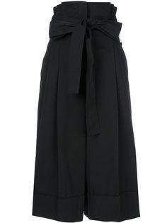 юбка-брюки с завязкой на талии Alexander McQueen