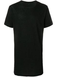 длинная футболка  Maharishi