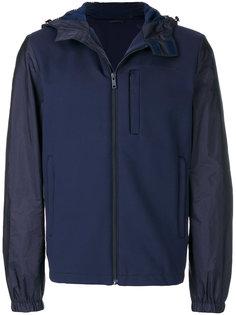 легкая нейлоновая куртка  Prada