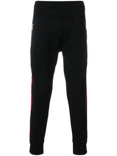 сужающиеся к низу спортивные брюки Neil Barrett