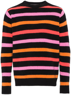 striped cashmere jumper The Elder Statesman