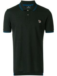 футболка-поло с вышитым логотипом  Ps By Paul Smith