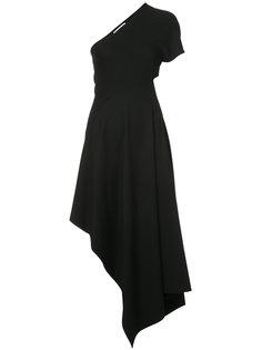 платье со вставкой  Rosetta Getty