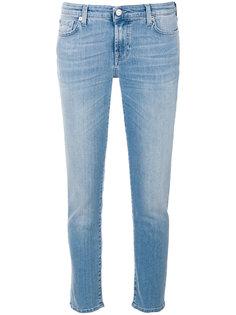 укороченные джинсы Pyper  7 For All Mankind