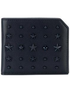кошелек с заклепками в форме звезды Jimmy Choo