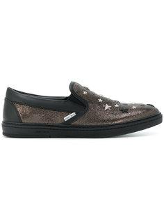 туфли на плоской подошве Grove  Jimmy Choo