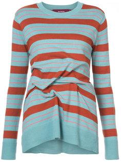свитер в полоску Sies Marjan