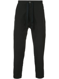 укороченные брюки  кроя слим Jan Jan Van Essche