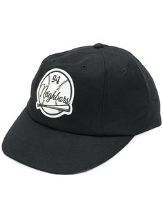 бейсбольная кепка с логотипом Neighborhood