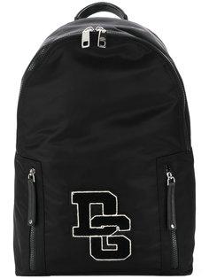 рюкзак с заплаткой с логотипом Dolce & Gabbana