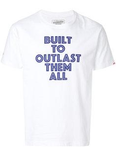 футболка Built To Out Last Them All Neighborhood