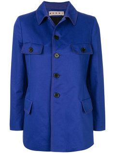 куртка структурированного кроя Marni