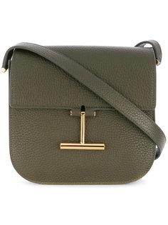 сумка на плечо с Т-образной пряжкой Tom Ford