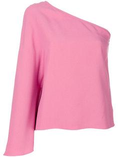 блузка на одно плечо Theory