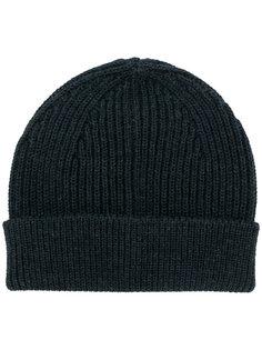 короткая вязаная шапка Andersen-Andersen