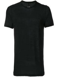 футболка мешковатого кроя Rick Owens