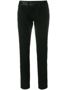 джинсы с контрастным поясом Michael Michael Kors