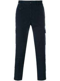 укороченные брюки-карго Dolce & Gabbana