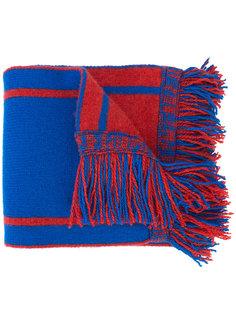 шарф с бахромой  The Elder Statesman