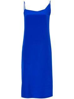 асимметричное платье с запахом Kacey Devlin