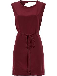 платье с завязками на талии Kacey Devlin