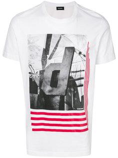 футболка T-Lucas-AA Diesel