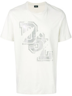 футболка T-Just-SA Diesel