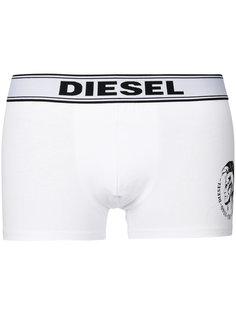 трусы с эластичной талией с логотипом Diesel