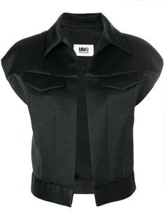 рубашка без застежки Mm6 Maison Margiela
