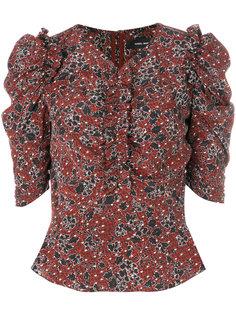 блузка с V-образным вырезом Isabel Marant