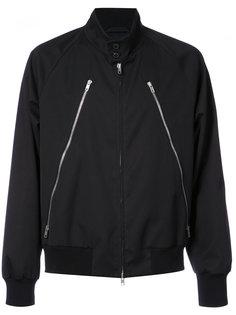 куртка-бомбер с молниями Maison Margiela
