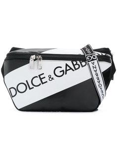 поясная сумка с логотипом  Dolce & Gabbana