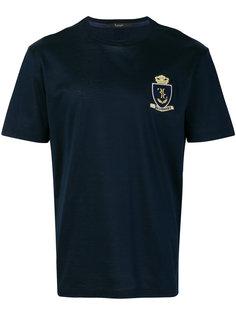 футболка с нашивкой Billionaire