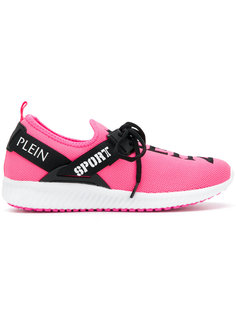 кроссовки с логотипом  Plein Sport