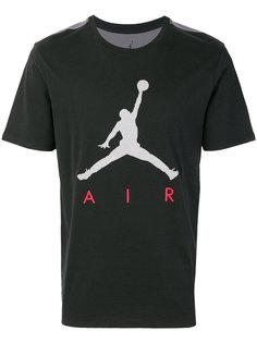 футболка с принтом Jumpman Air Nike