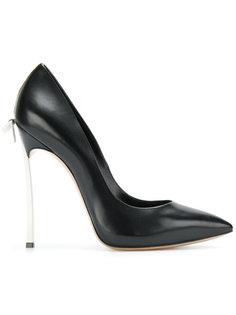 туфли-лодочки с бантом Blade Casadei