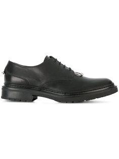 ботинки на шнуровке Neil Barrett