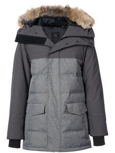 пуховое пальто Clarence Canada Goose