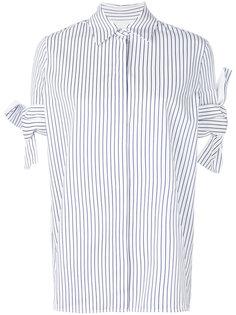 полосатая рубашка Victoria Victoria Beckham