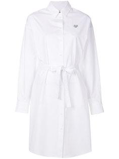 платье-рубашка Mini Tiger Kenzo
