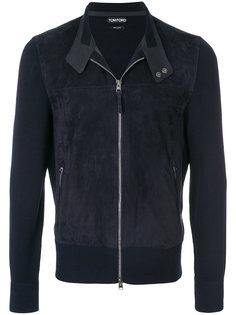 куртка на молнии Tom Ford