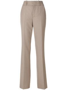 классические брюки с завышенной талией  Marni