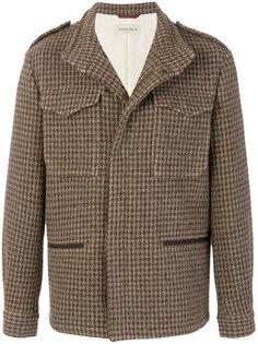 короткое твидовое пальто  Al Duca D'Aosta 1902