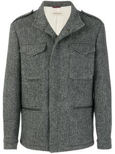 куртка в стиле милитари  Al Duca D'Aosta 1902
